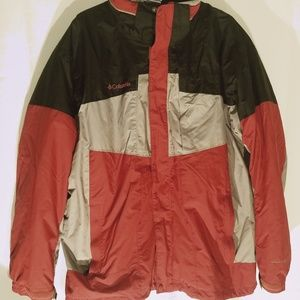 Men's Columbia Interchangeable Jacket Coat